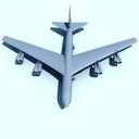 B-52 Stratofortress Bomber UT