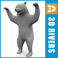 Bear by 3DRivers