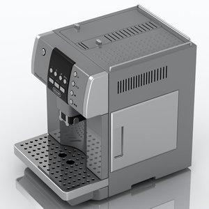 3d coffeemaker:delonghi primadonna esam6600