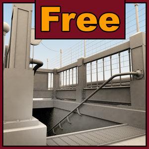 free max model definition subway entrance