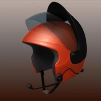 3d modular motorcycle helmet