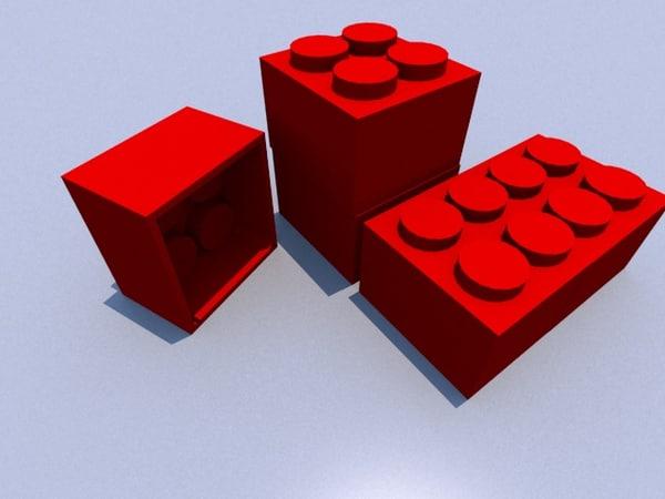 lego blocks 3ds free