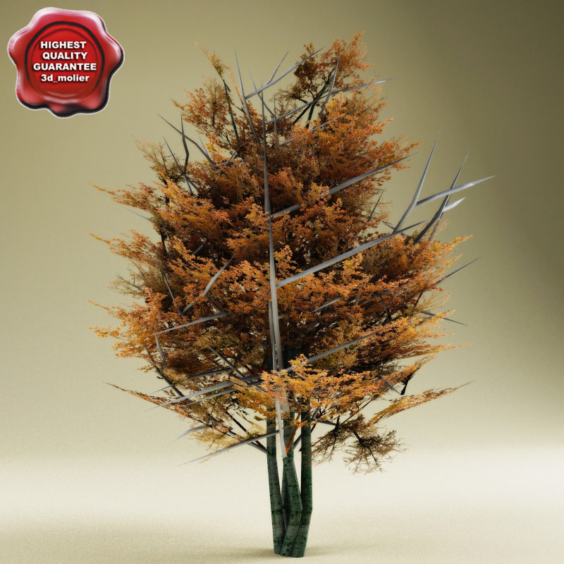 3dsmax tree v2