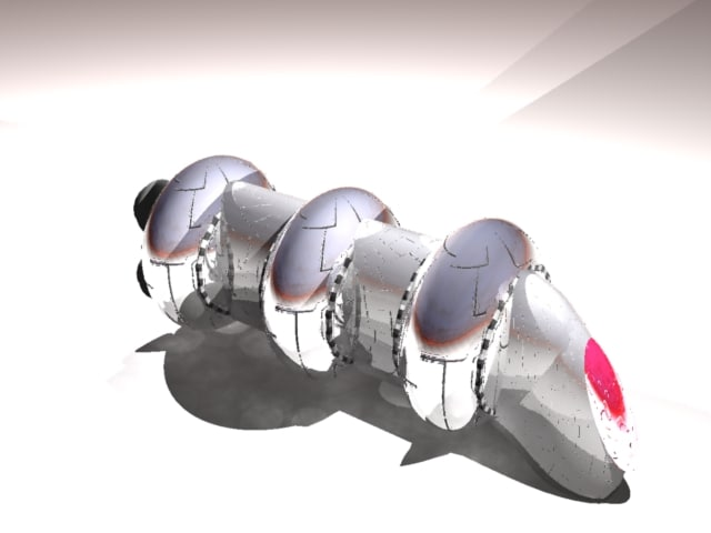 simple spaceship 3ds free