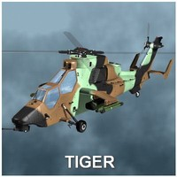 tiger helicopter max