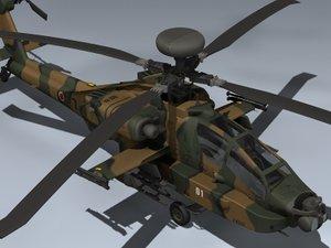 3d ah-64d longbow japan