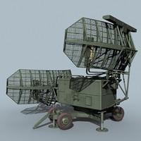 soviet bar lock 3d max