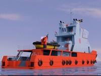 lightwave boat fireboat