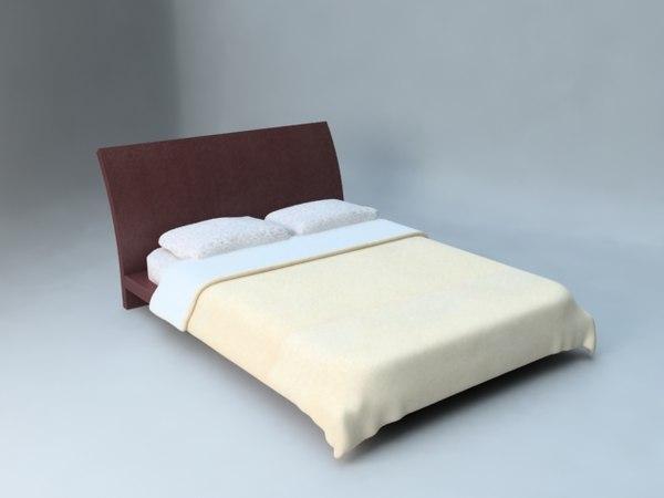 3d cama bed