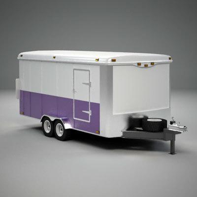 cargo trailer car max