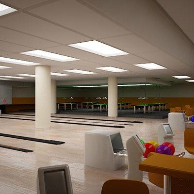 games center 3d 3ds