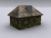 3dsmax old house
