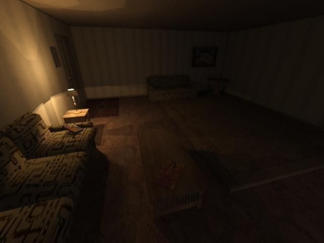 3ds room studio undead