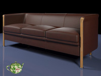 3ds max design 2009 sofa club