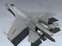 Su-27 Flanker B (China)