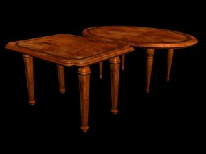 ornate tables max free