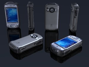 3ds max cell telephone cellular