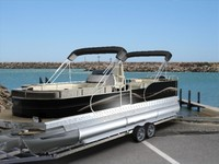 Luxury Pontoon