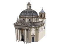 Vatican Roman Chapel