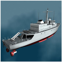 3d warfare vessel cmt eridan