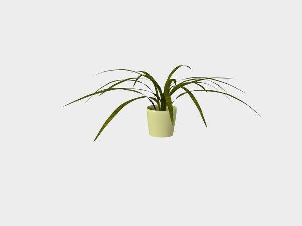 flowerpot 3d model