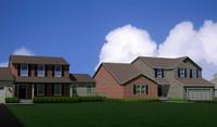 house fully mapped 3d model