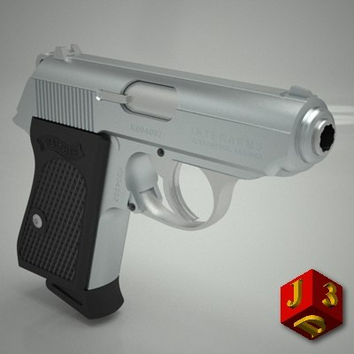 well-known walther ppk 3ds free