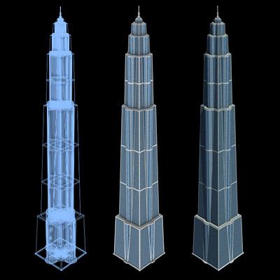 max super skyscraper futuristic building