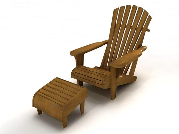 adirondack chair interior furniture max