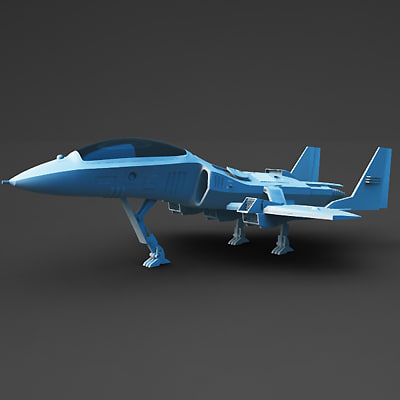air vehicle avp1 3d model