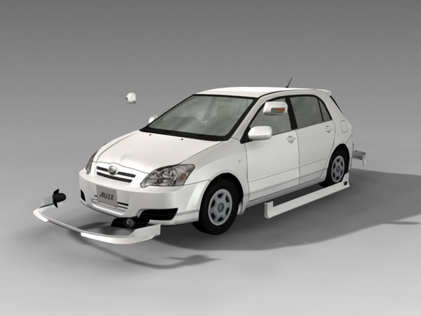 maya toyota car set1