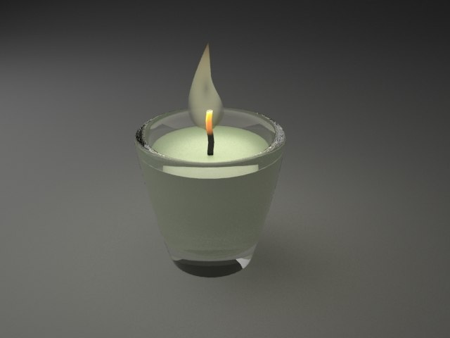 candle glass max