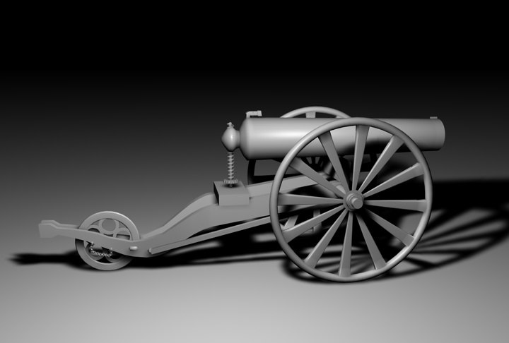 old cannon c4d