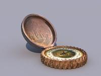 3ds compass golden