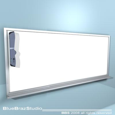 3d mimio whiteboard