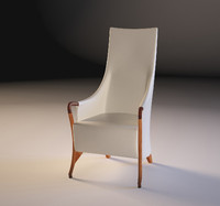 Progetti wing chair