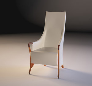 progetti chair 3ds