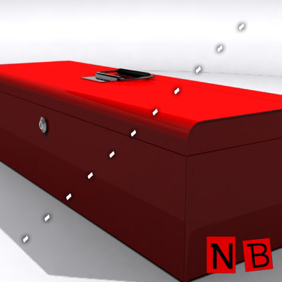 hand toolbox 3ds