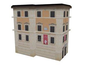 roman museum 3ds