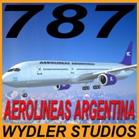 787-3 Aerolineas Argentinas