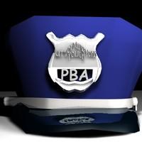 obj police hat