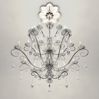 lamp light chandelier 3d model