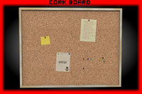 3d cork board