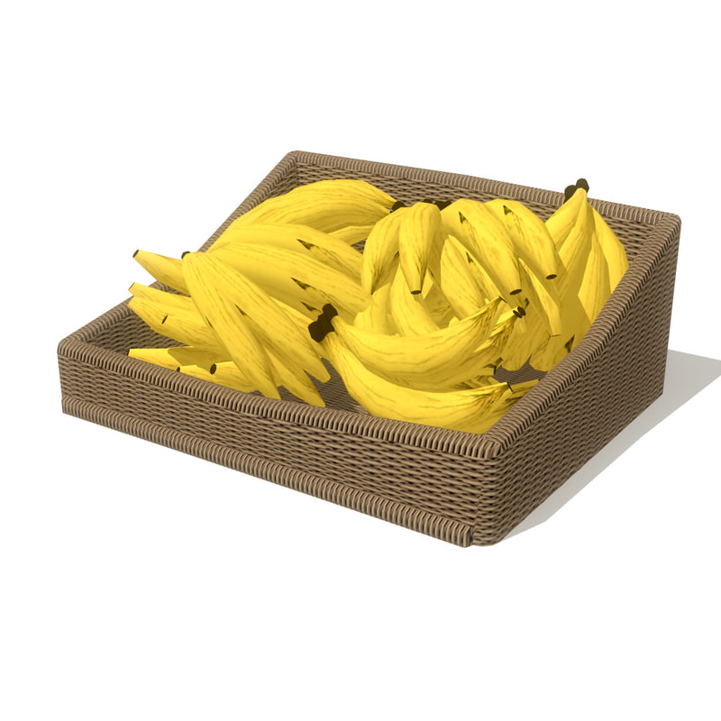 maya bananas basket