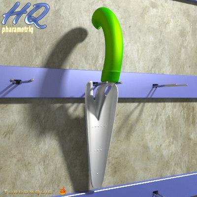 3ds garden tool 01