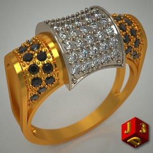 3ds gold jewels jewellery