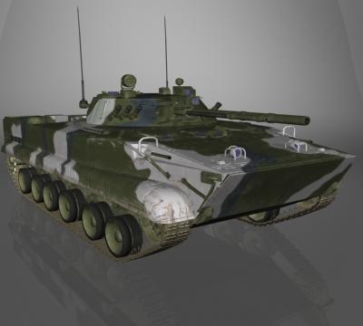 3 russian apc tank 3ds