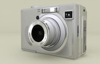 generic point and shoot digital camera
