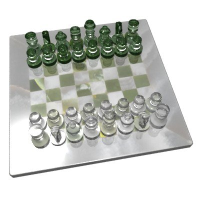 onyx chess board max