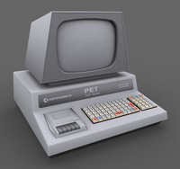 3ds max commodore pet computer max8